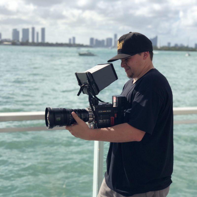 Filmmaker Friday with Filmmaker Rodney Kline 1