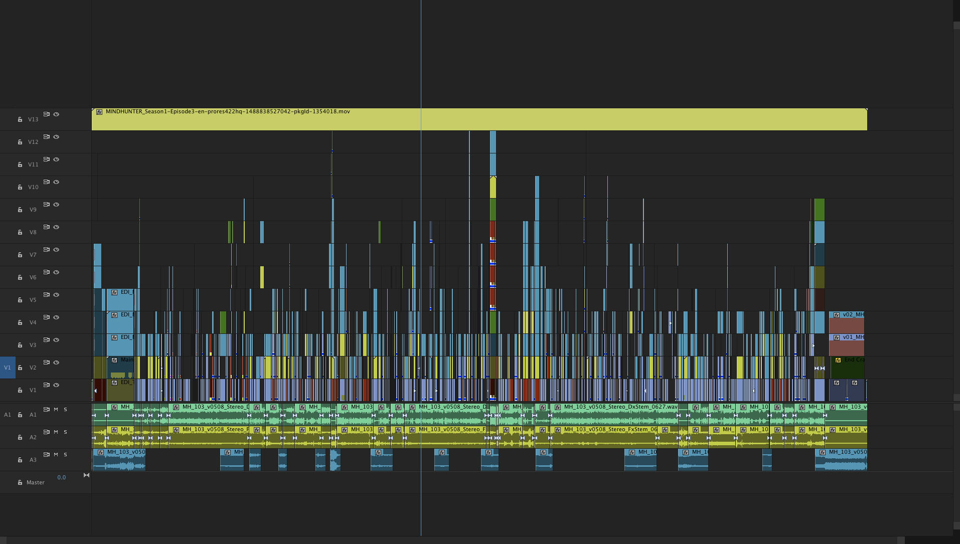 ART OF THE CUT on editing Mindhunter with Kirk Baxter, ACE and Tyler Nelson 6