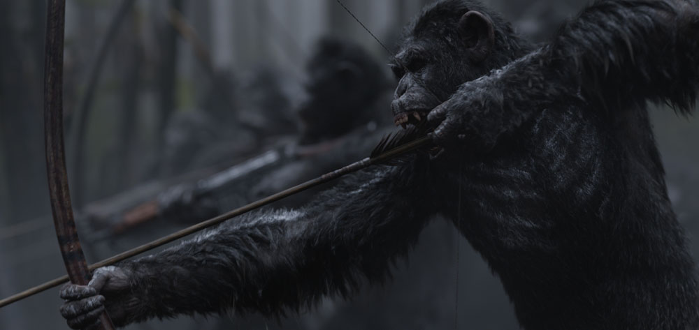 "ART OF THE CUT with the editor of ""War for the Planet of the Apes"" 10"