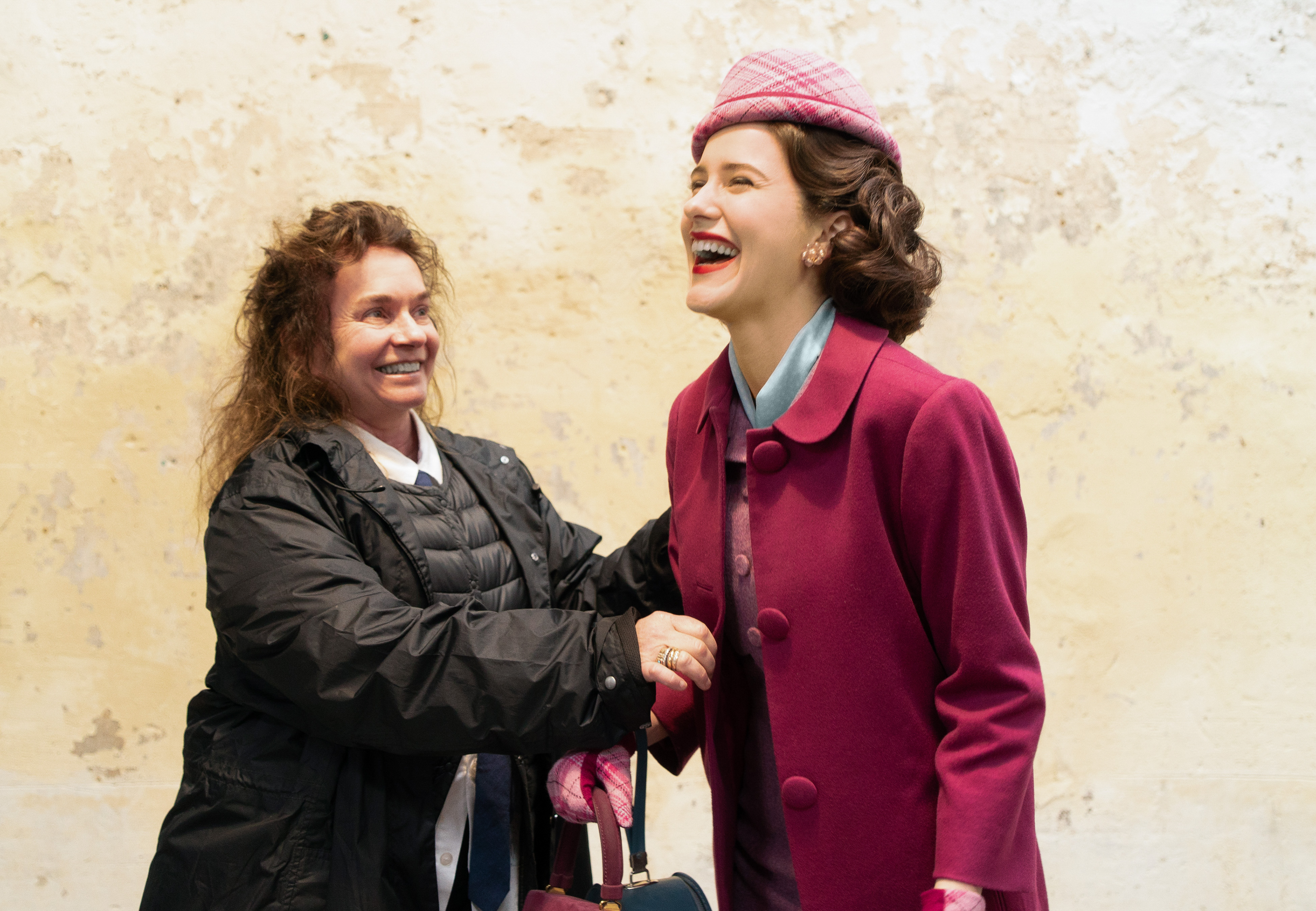 """ART OF THE CUT with the editors of """"The Marvelous Mrs. Maisel"""" 37"""