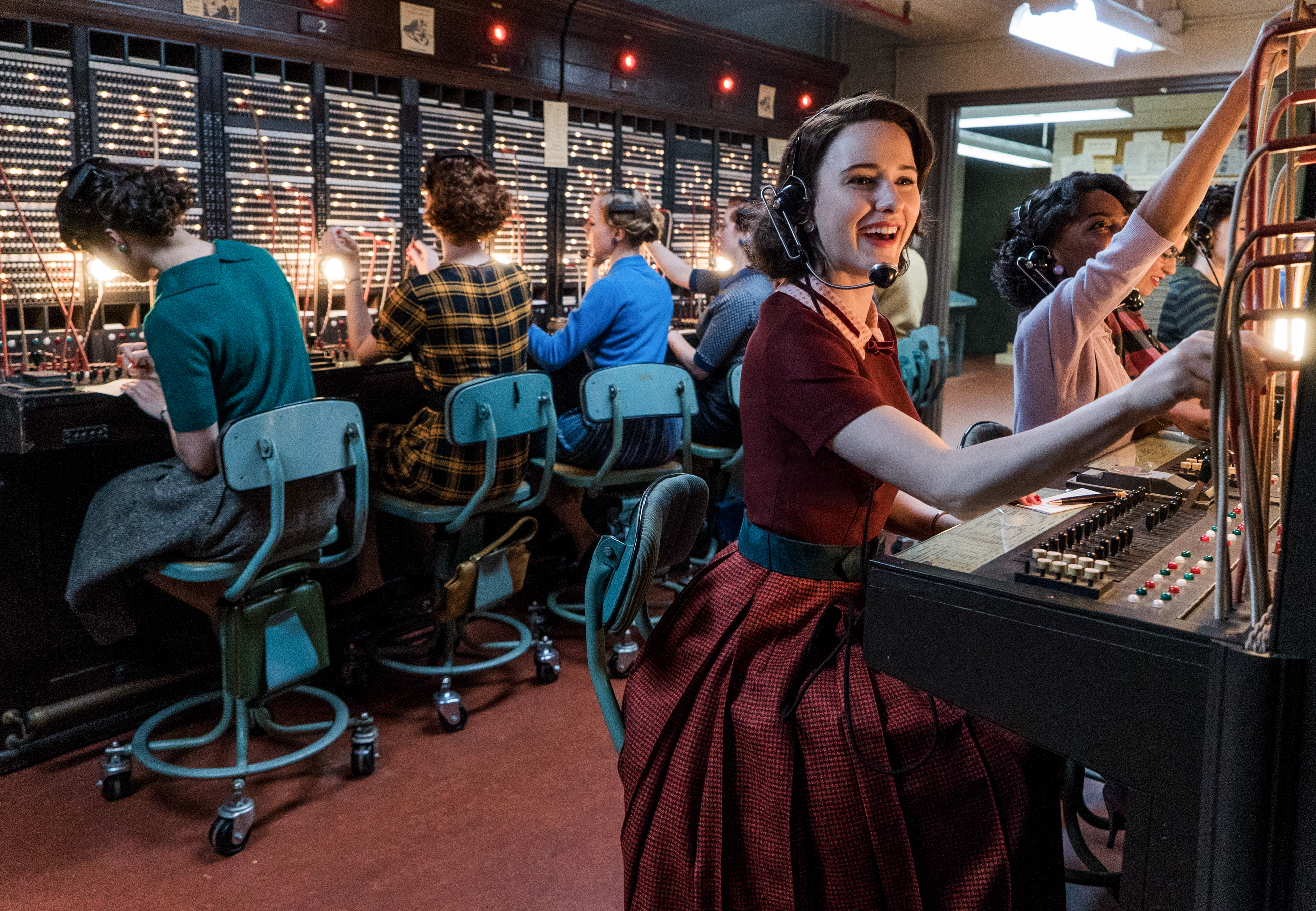 """ART OF THE CUT with the editors of """"The Marvelous Mrs. Maisel"""" 13"""