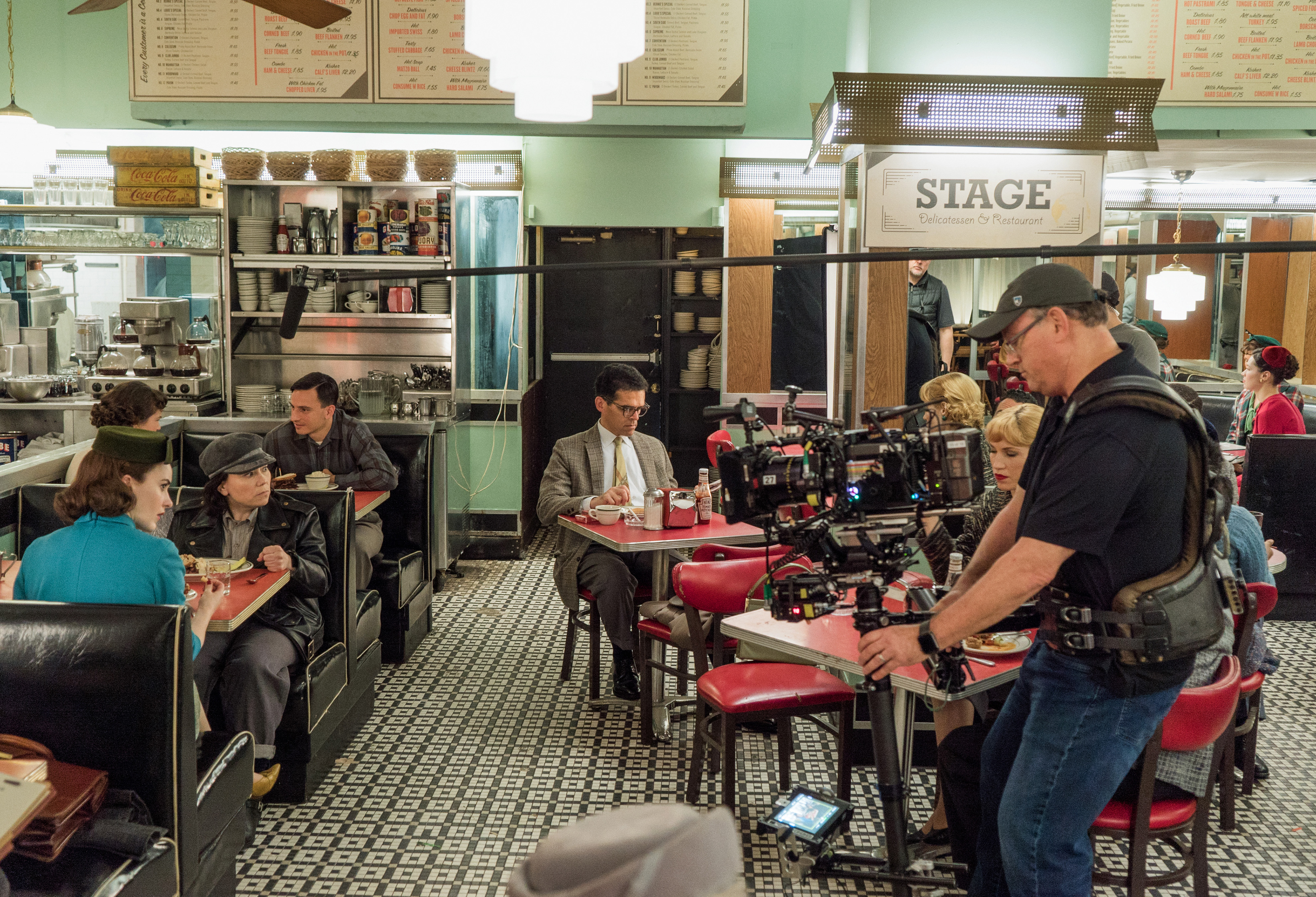 """ART OF THE CUT with the editors of """"The Marvelous Mrs. Maisel"""" 31"""