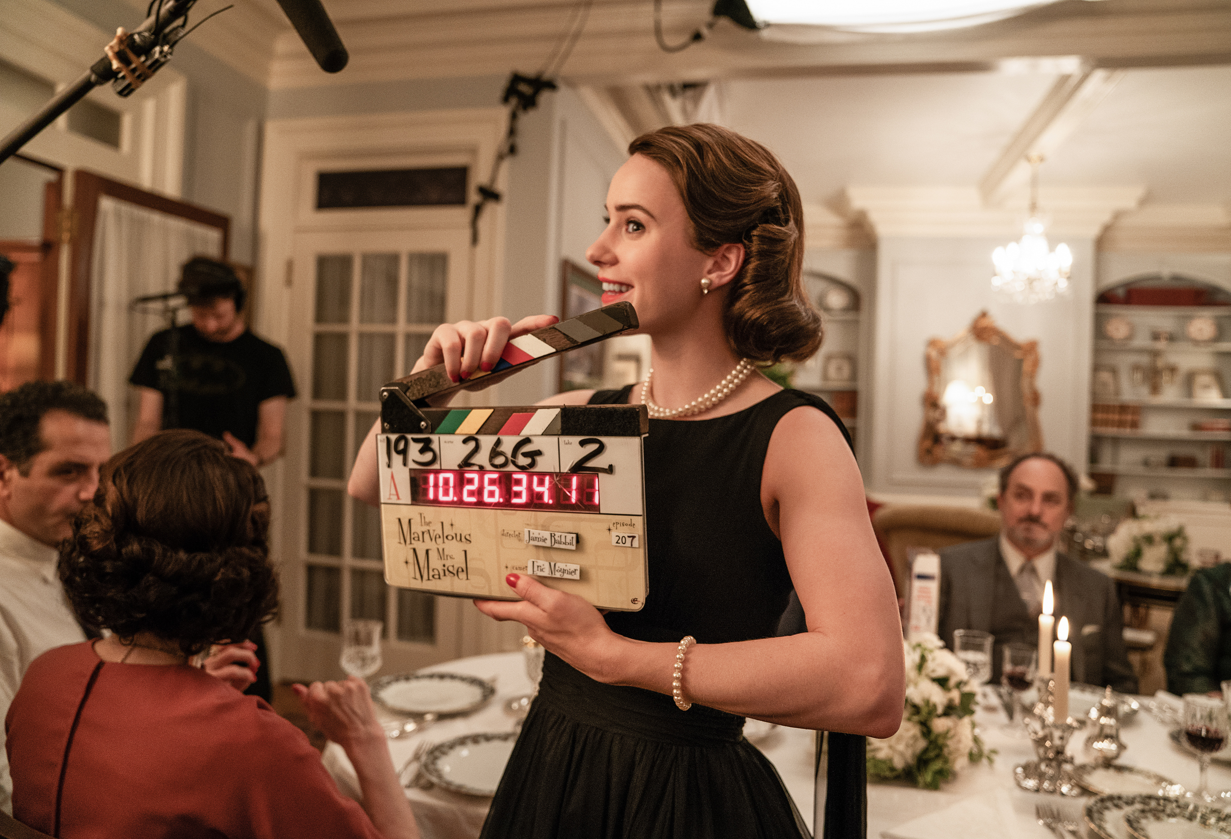 """ART OF THE CUT with the editors of """"The Marvelous Mrs. Maisel"""" 17"""