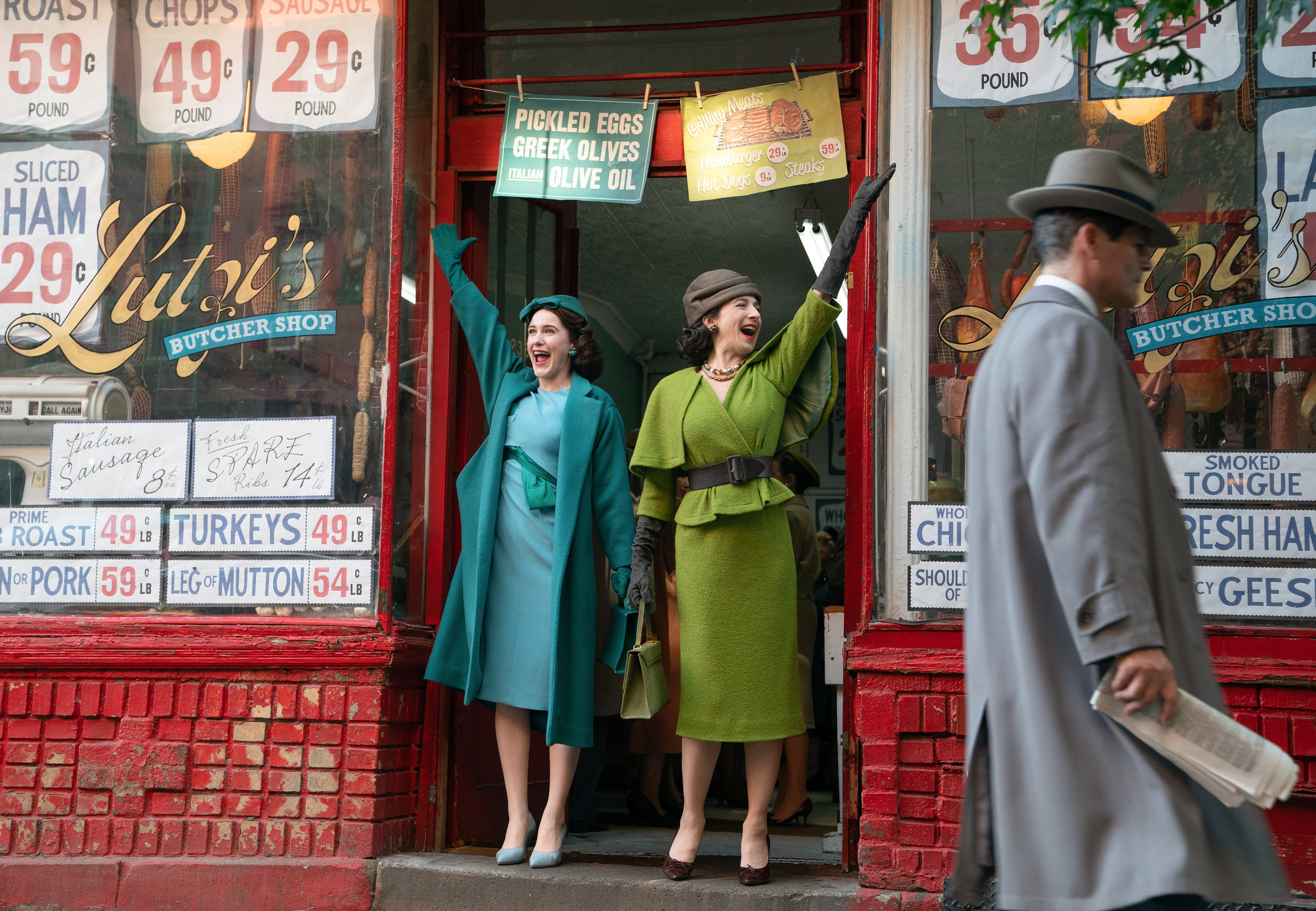 """ART OF THE CUT with the editors of """"The Marvelous Mrs. Maisel"""" 2"""