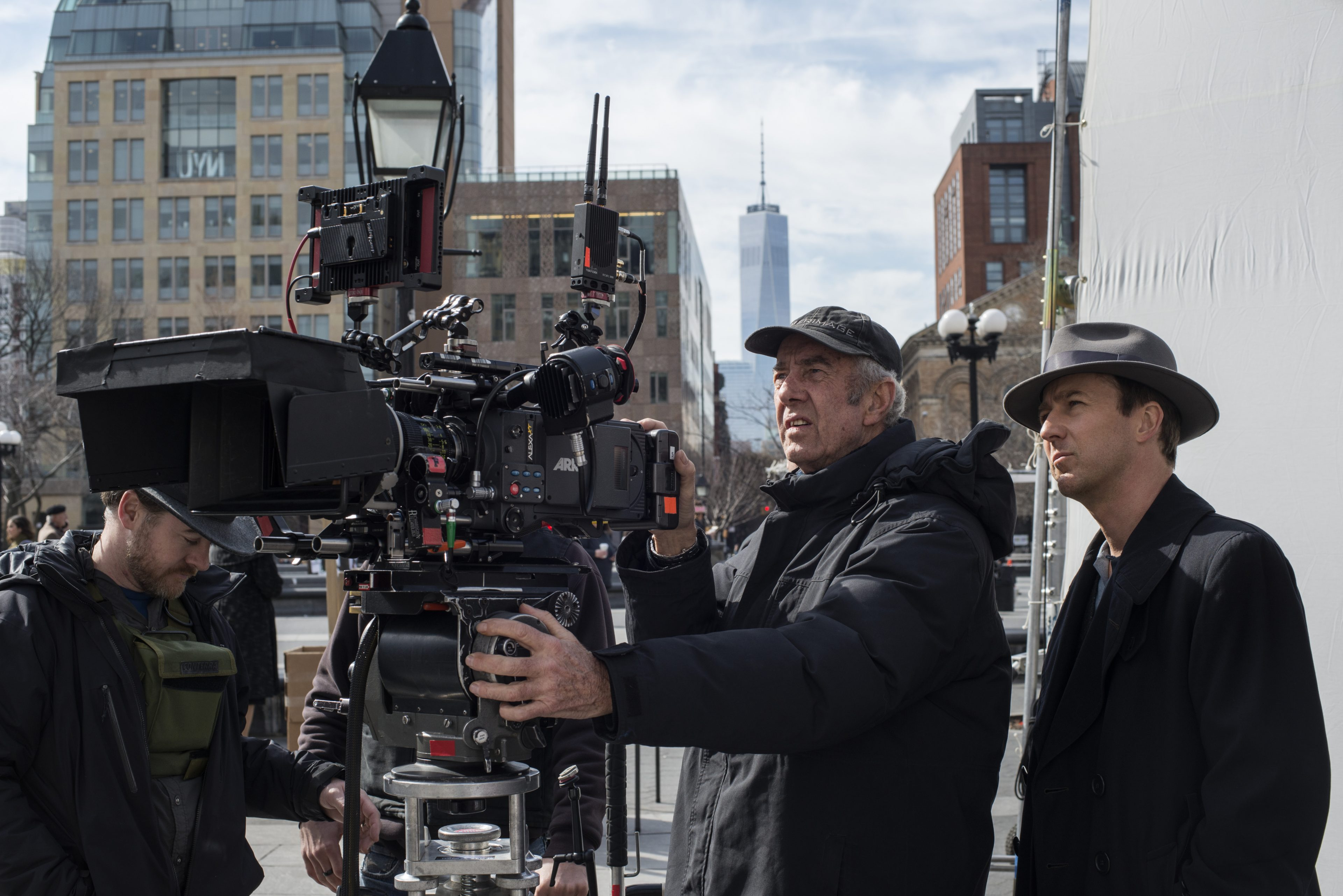 "ART OF THE CUT with Oscar nominee Joe Klotz, ACE, on editing ""Motherless Brooklyn"" 15"