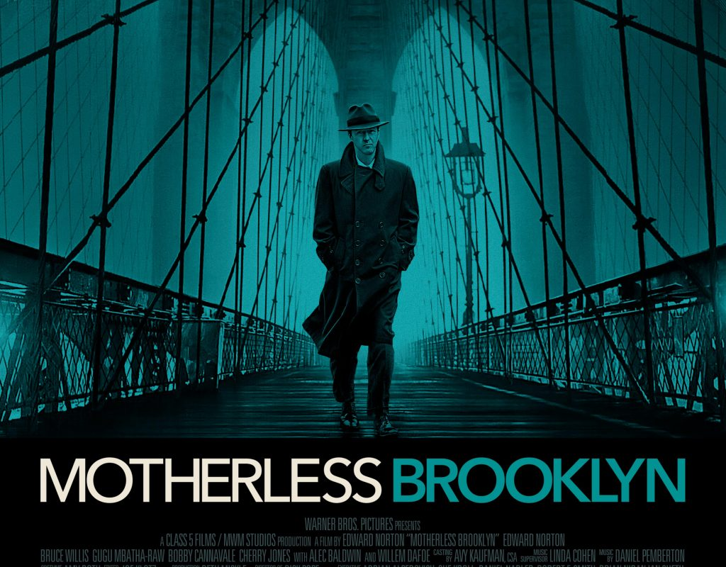 "ART OF THE CUT with Oscar nominee Joe Klotz, ACE, on editing ""Motherless Brooklyn"" 1"