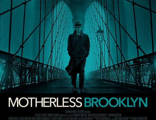 "ART OF THE CUT with Oscar nominee Joe Klotz, ACE, on editing ""Motherless Brooklyn"" 2"
