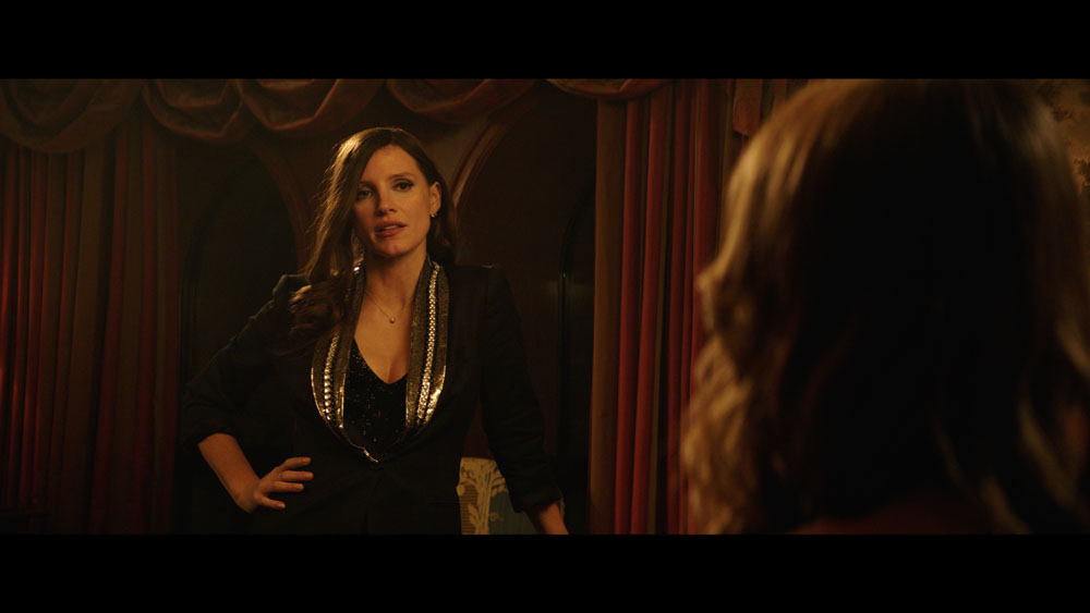 ART OF THE CUT: Editing the ACE nominated Molly's Game 5
