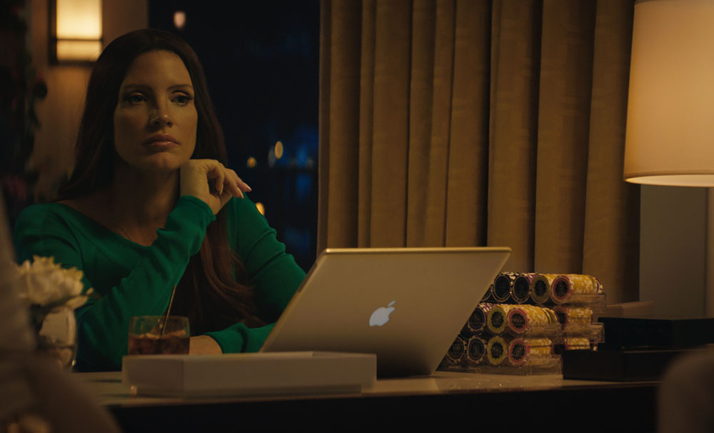 ART OF THE CUT: Editing the ACE nominated Molly's Game 8