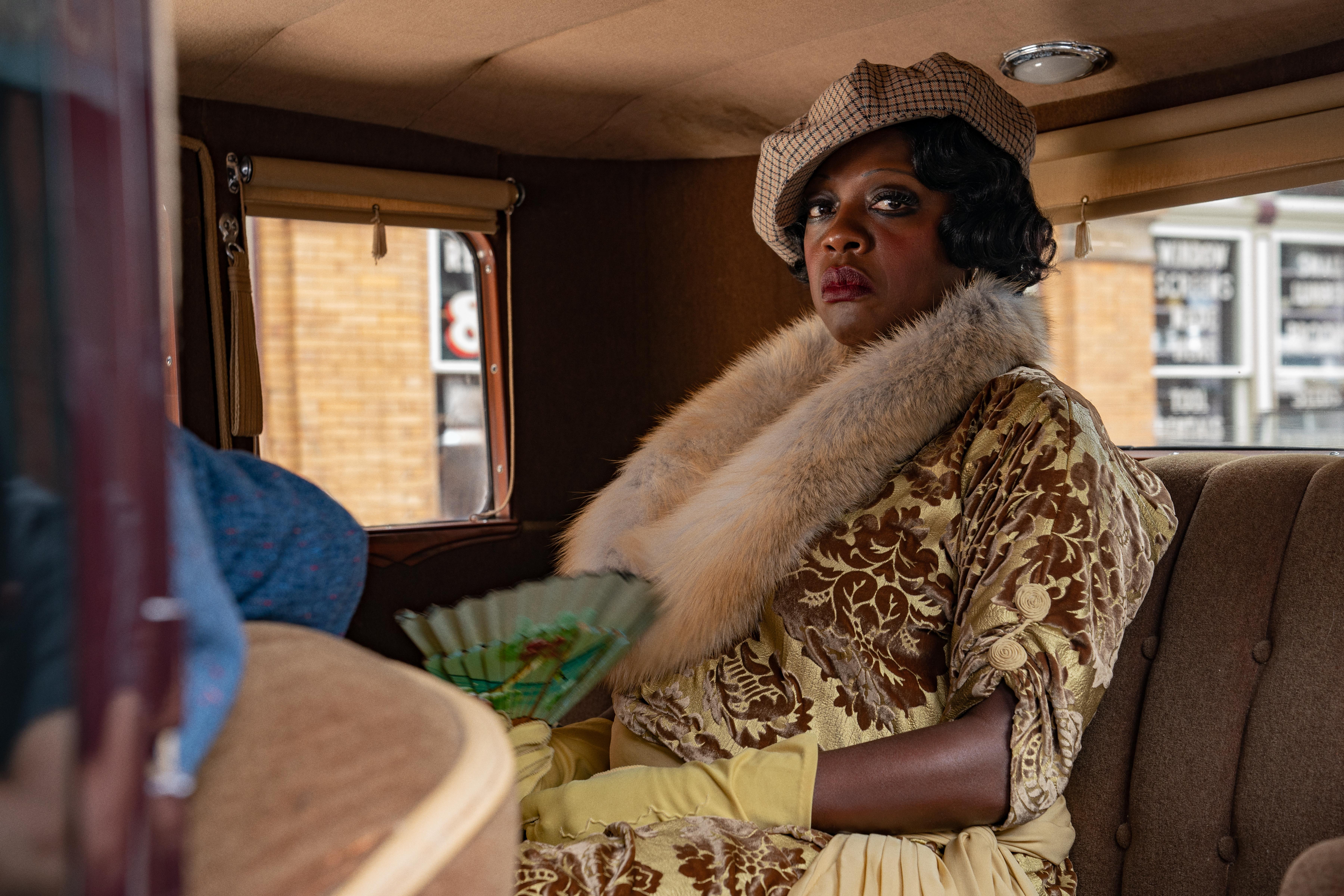 "ART OF THE CUT with Oscar nominee Andrew Mondshein, ACE on editing ""Ma Rainey's Black Bottom"" 5"