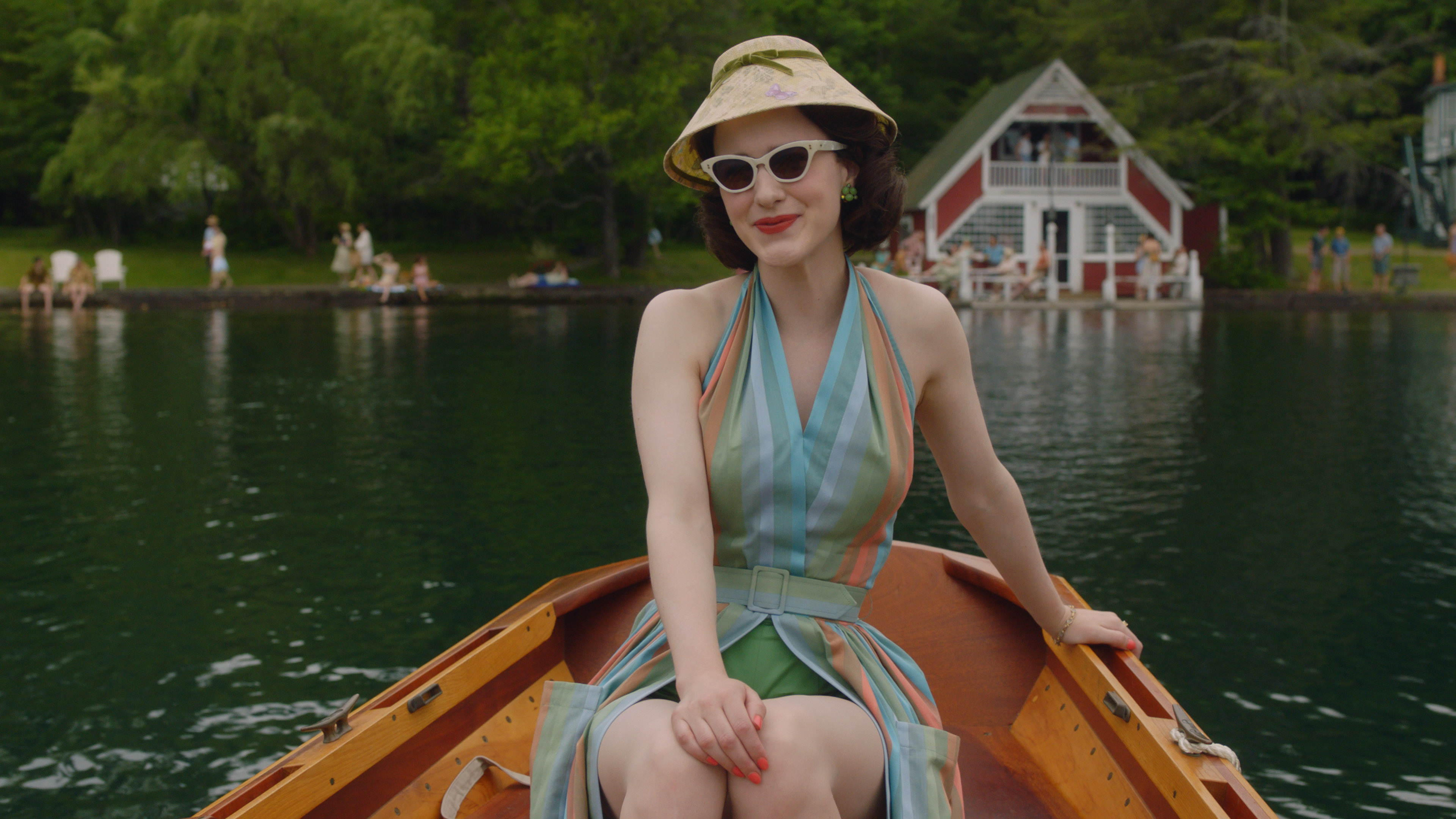 """ART OF THE CUT with the editors of """"The Marvelous Mrs. Maisel"""" 14"""