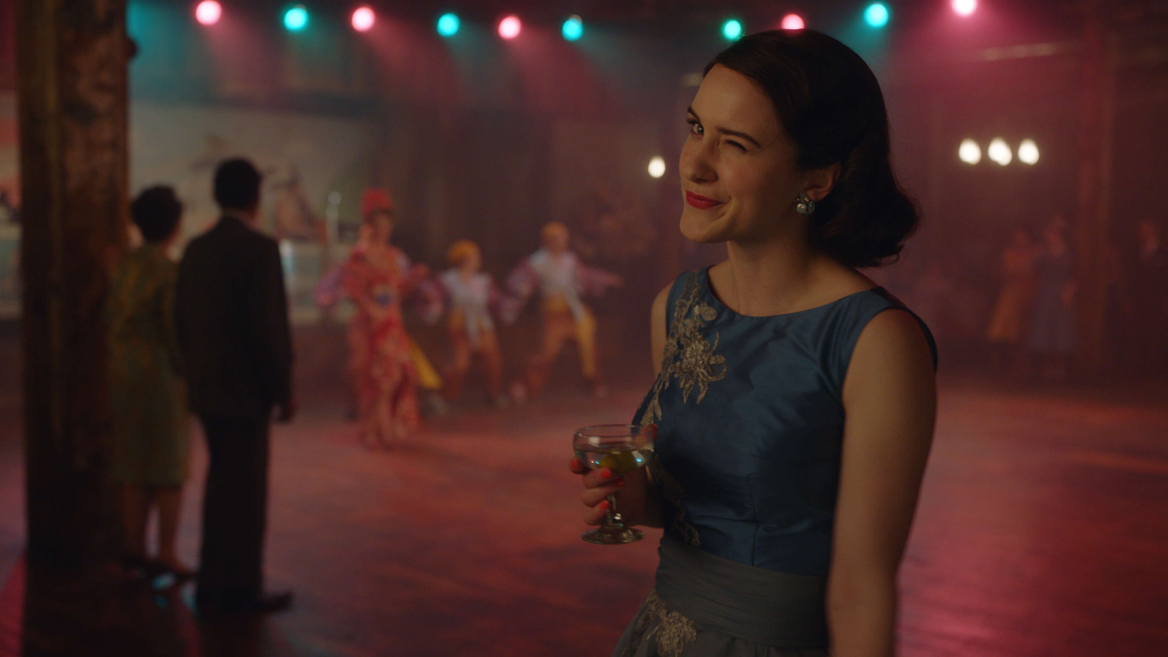 """ART OF THE CUT with the editors of """"The Marvelous Mrs. Maisel"""" 5"""