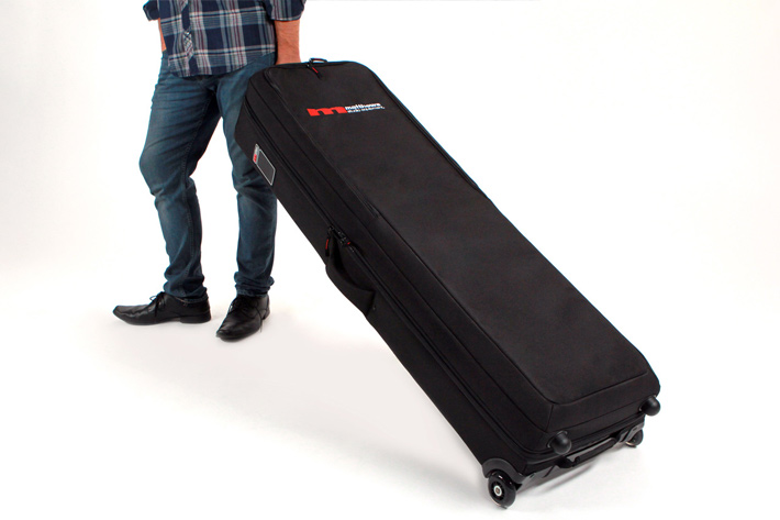 MSE launches KitBAGS to make transporting C-stands easier