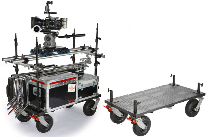"MSE's Tank, Dolly, Cart and arm ""invade"" IBC"