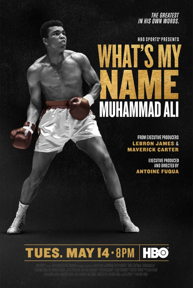 What's My Name: Muhammad Ali Editor Jake Pushinsky, ACE