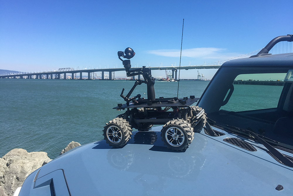 Small Cine-Rovers for video production: Part 2 - Eclipse Rovers 10