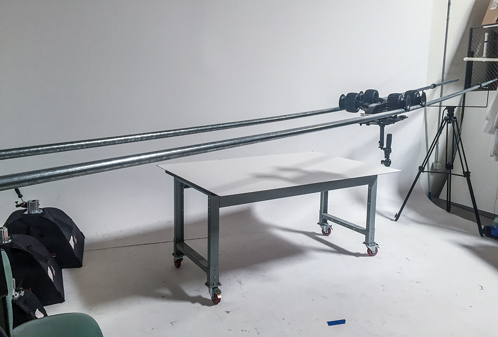 Small Cine-Rovers for video production: Part 2 - Eclipse Rovers 20