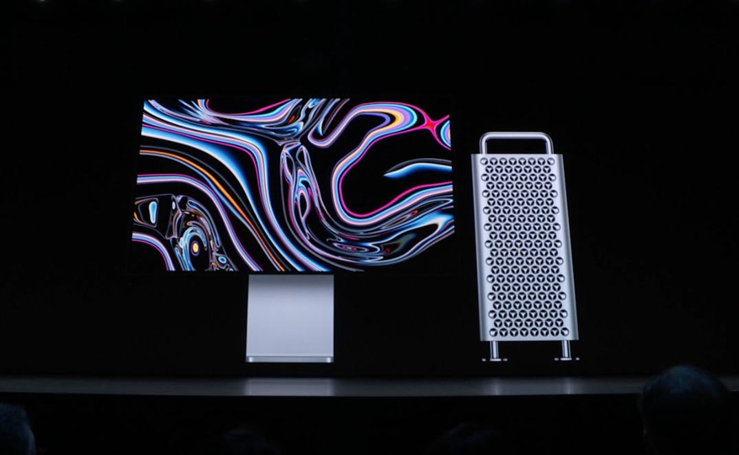 Apple unveils modular Mac Pro + optional matte or glossy display 4