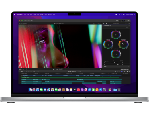New MacBook Pros, new M1 Pro and M1 Max chips and Final Cut Pro 10.6 in today's Apple Event 12