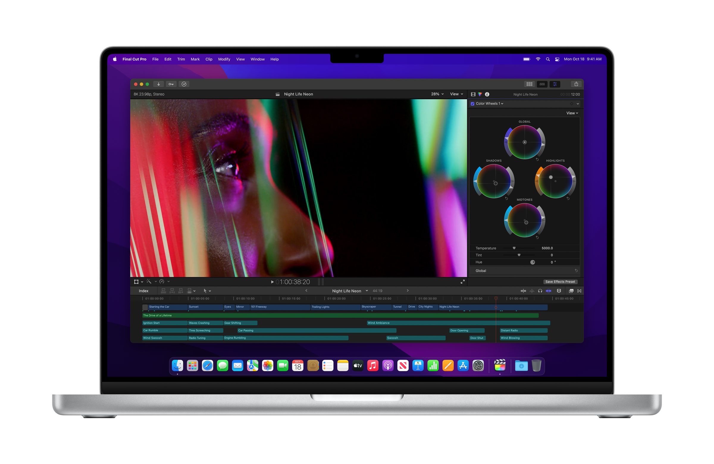 New MacBook Pros, new M1 Pro and M1 Max chips and Final Cut Pro 10.6 in today's Apple Event 35