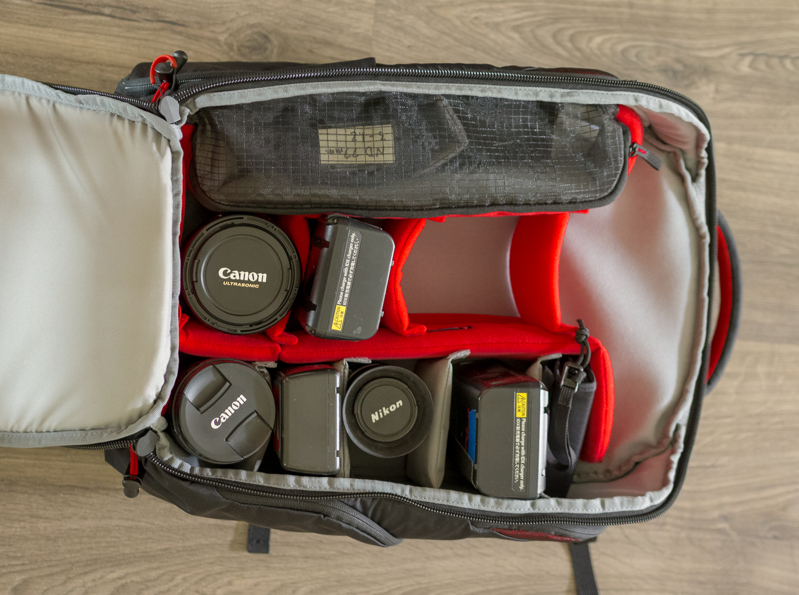 Manfrotto Pro Light Cinematic Camera Bags Review: Balance and Expand 4