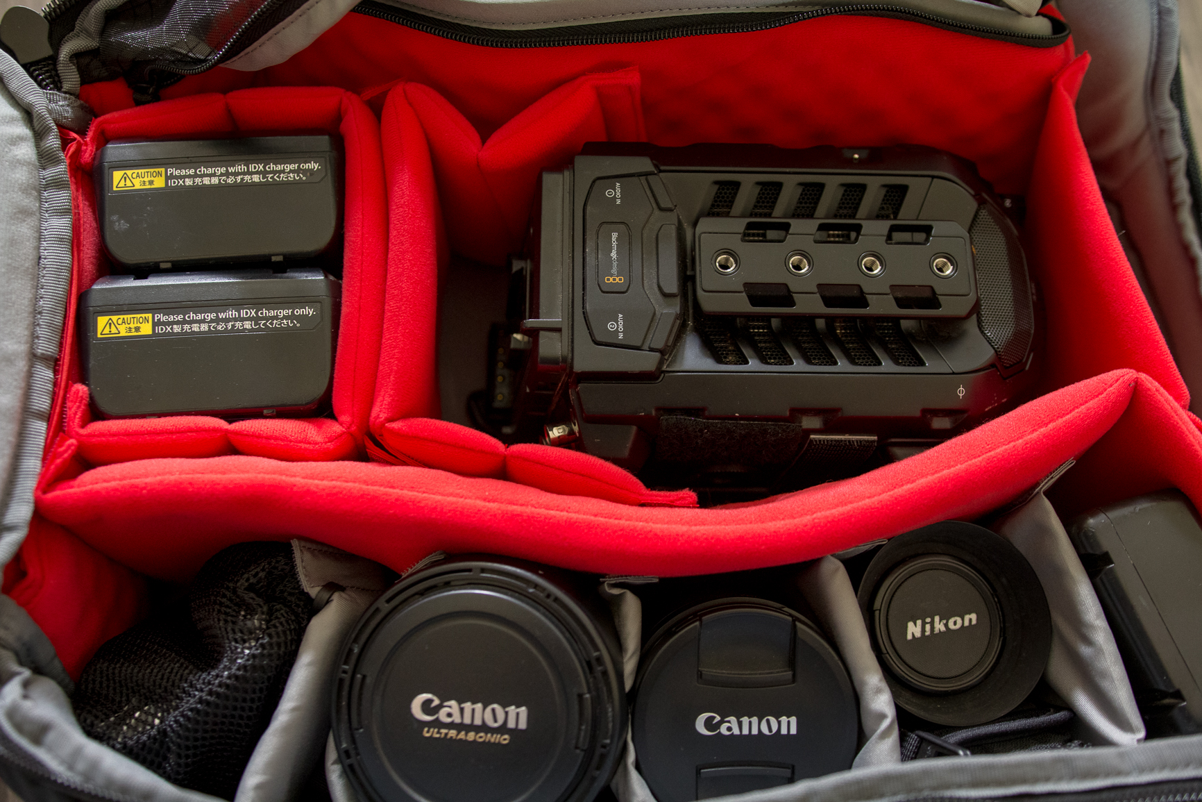 Manfrotto Pro Light Cinematic Camera Bags Review: Balance and Expand 1