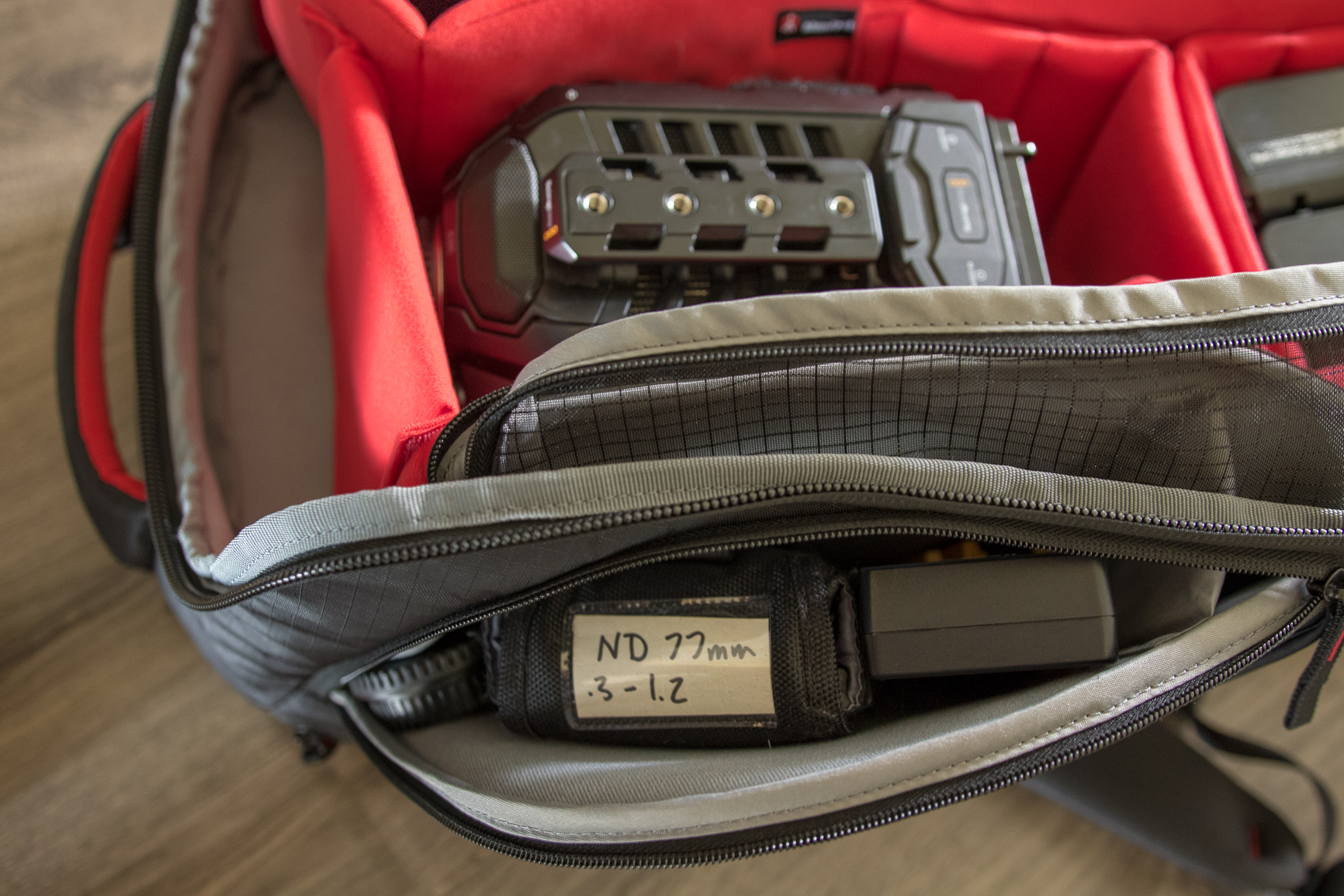 Manfrotto Pro Light Cinematic Camera Bags Review: Balance and Expand 3