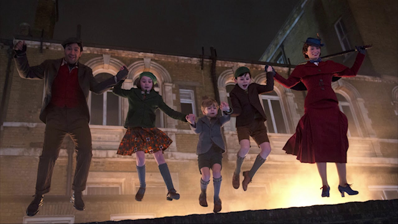 ART OF THE CUT, with Wyatt Smith, ACE on Mary Poppins Returns 6