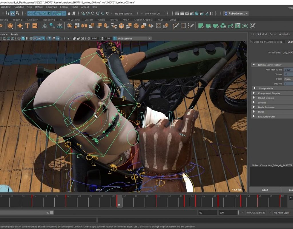 Learn Maya in 30 minutes, for free 1