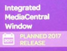 Avid's slide about the future of Media Composer 43
