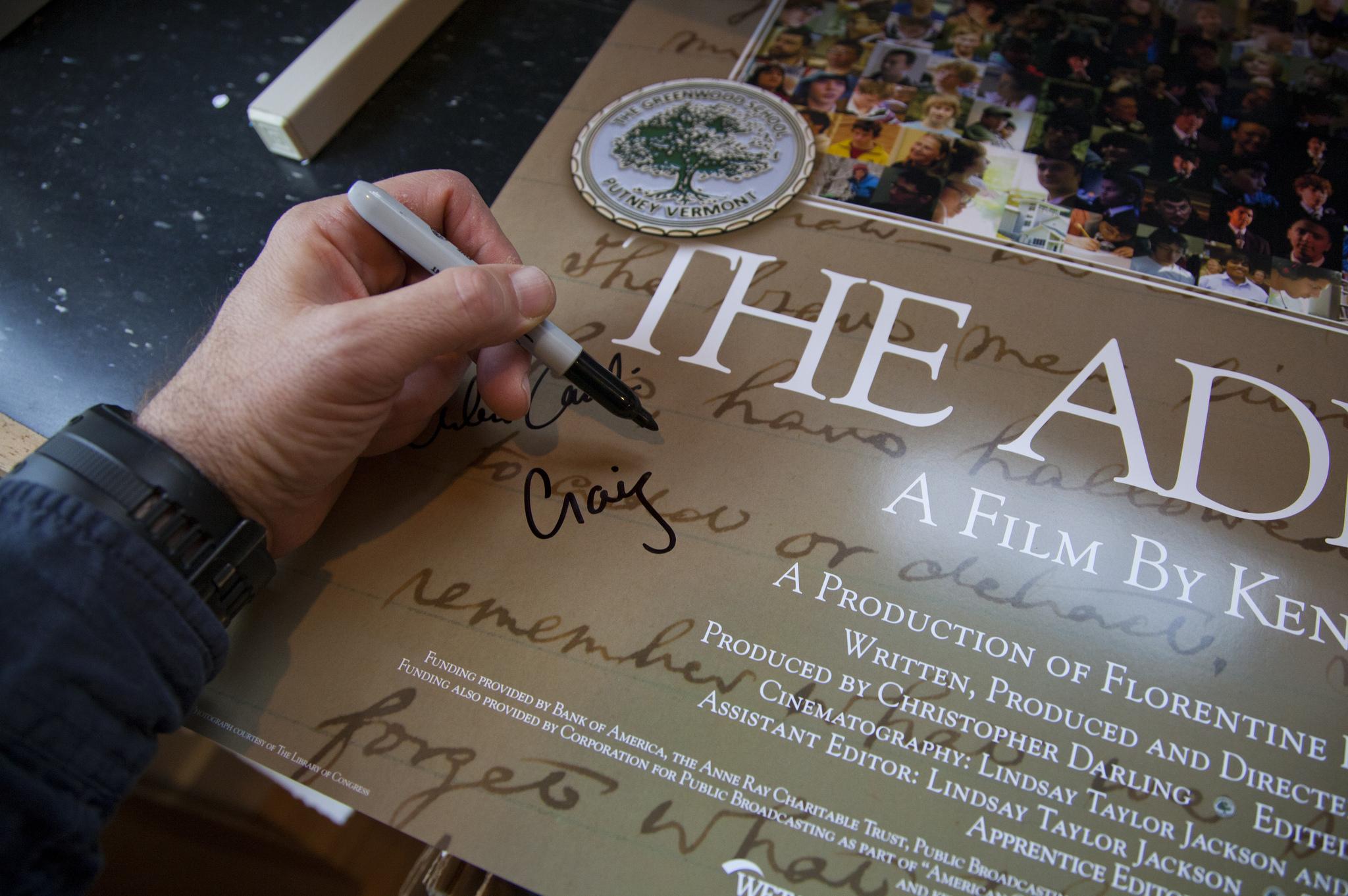 Mellish Signing