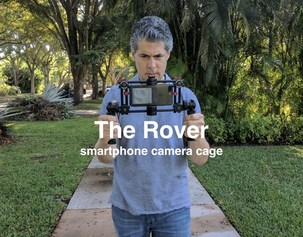Rover: a higher priced iOgrapher/Padcaster type device 1
