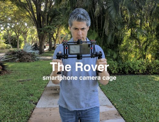 Rover: a higher priced iOgrapher/Padcaster type device 2