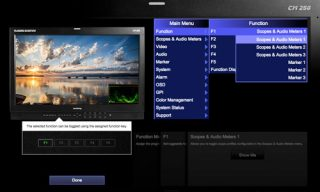 New Interactive Monitor Menu Simulator Now Online
