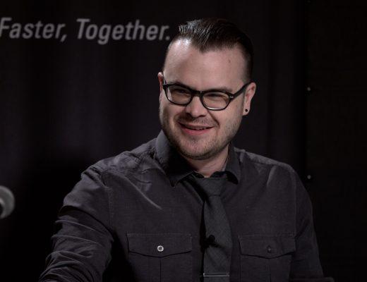 Faster, Together Presents Michael Cioni 5