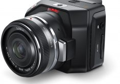 Blackmagic Releases The Micro Cinema Camera