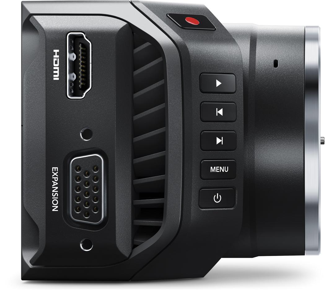 Micro Cinema Camera 4