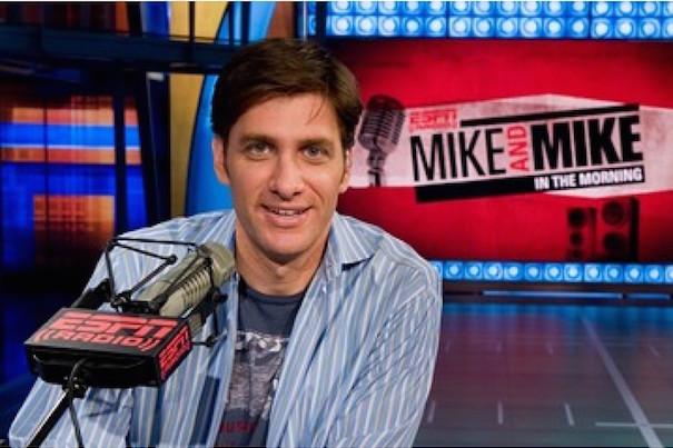 Mike ESPN radio
