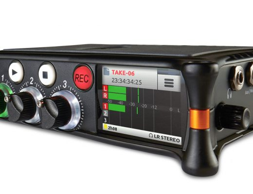Review: MixPre-3 audio recorder/mixer from Sound Devices 14