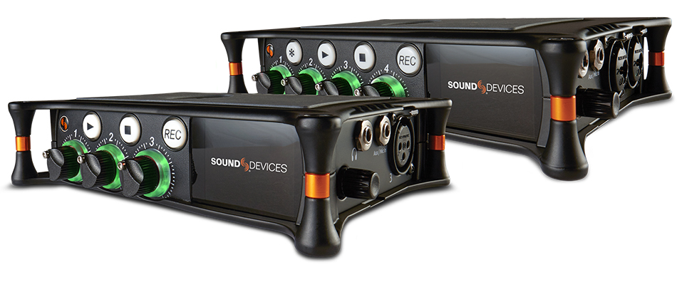 Sound Devices launches new audio recorders/mixers with USB audio streaming 9