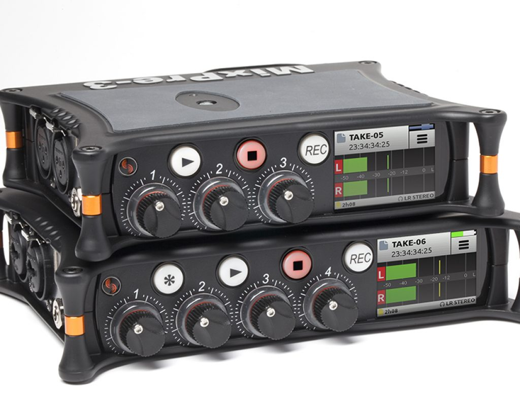 Sound Devices launches new audio recorders/mixers with USB audio streaming 7