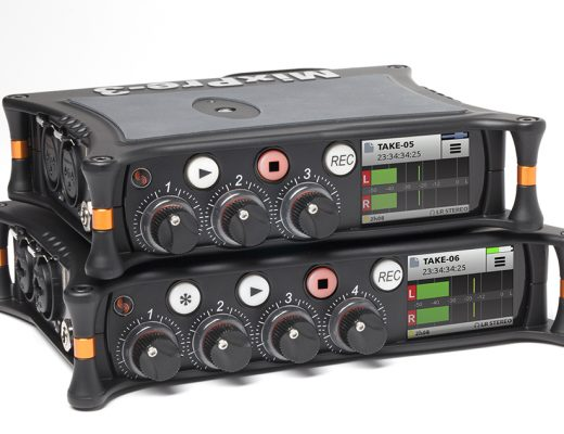 Sound Devices launches new audio recorders/mixers with USB audio streaming 20