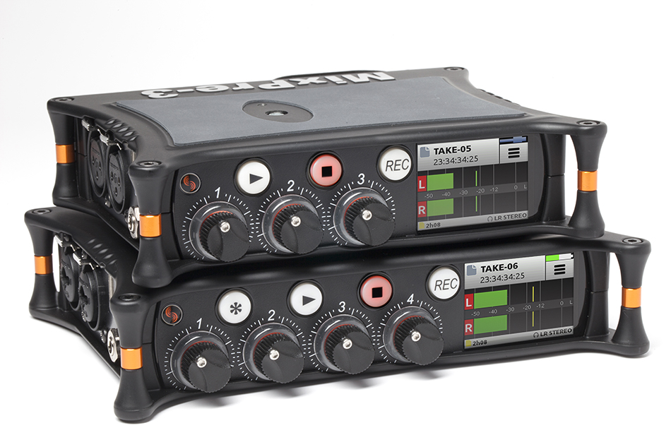 Sound Devices launches new audio recorders/mixers with USB audio streaming 8