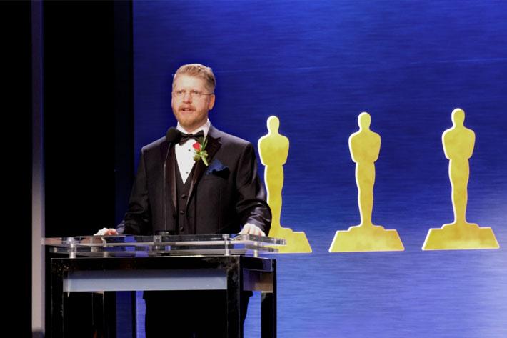 Cinema 4D MoGraph Toolset receives Technical Achievement Award