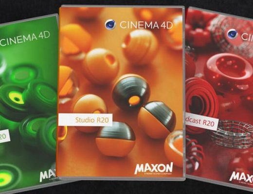 Cinema 4D MoGraph Toolset receives Technical Achievement Award