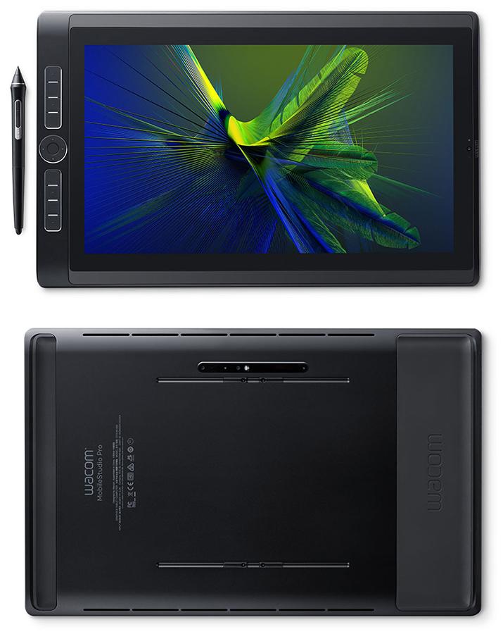 First Look: Wacom MobileStudio Pro 16 37