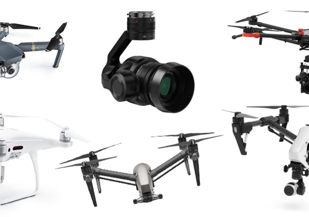 No-Bull Camera Drone Buyer's Guide for 2017 1