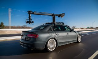 Turn Any Car into a Camera Car with MotoCrane 18