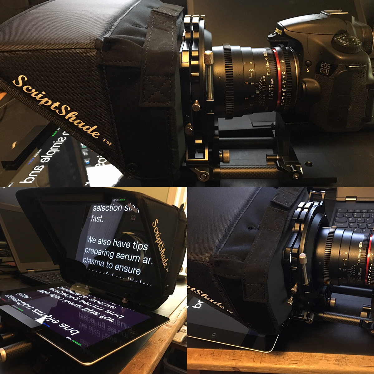 Product Review: Genustech ScriptShade™ Mattebox 4