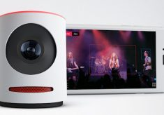 Movi, the 4K streamcorder that simulates nine 720p cams while switching live